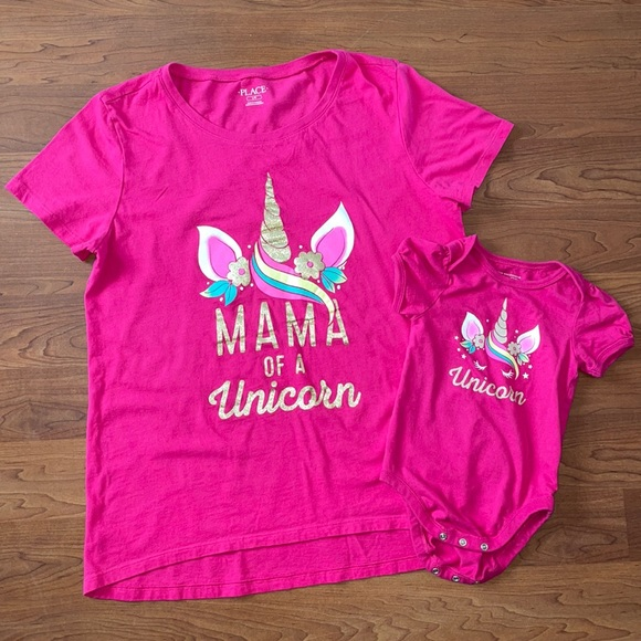 🦄 Matching Mommy & Me Baby Set